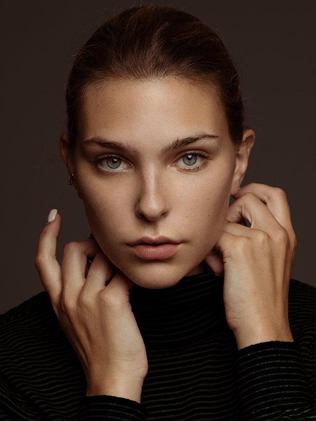 Натали веб модель работа моделей в рекламе