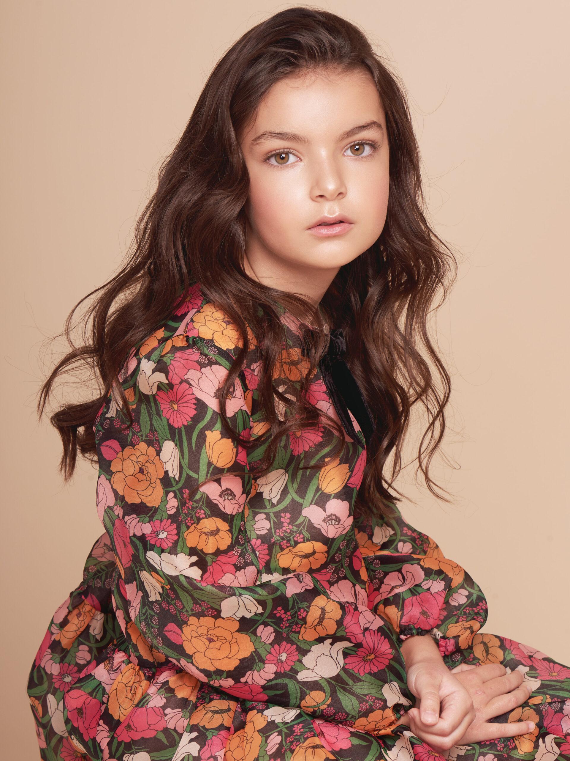 Boston Children's Modeling Photography